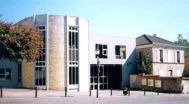 Médiathèque de Thorigny-sur-Marne